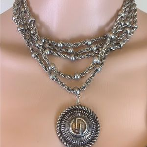 DLNLX DYLANLEX necklace New in box